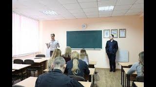 Для курсантів та студентів ХНУВС команда проекту WikiInvestigation провела семінар