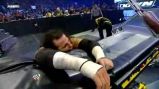 Jeff Hardy Vs Matt Hardy (Stretcher Match) 2/2 (HQ