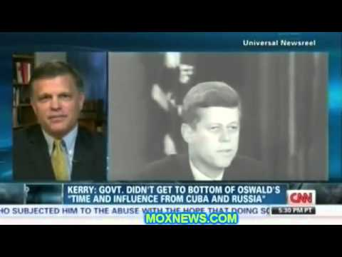 Sec of State John Kerry Admits Oswald didn't act alone in Assassination of President John F. Kennedy