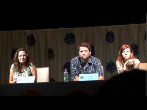 Supernatural Saturday Panel pt.3 @ Dragon*Con