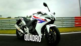 Vrum Testa A Honda CBR 500R
