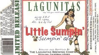 Lagunitas Brewing Co. A Lil Sumpin' Wild | The Beer Heads - Beer Review #246 view on youtube.com tube online.