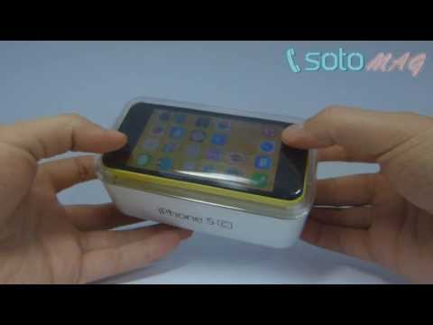 Китайская копия iPhone 5C iOS7