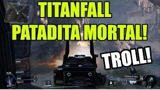 TITANFALL: PATADITA MORTAL 1