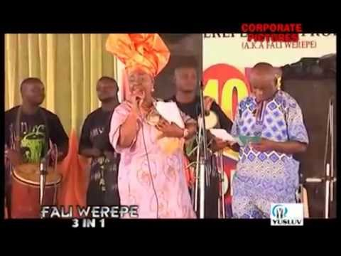 Fali Werepe 3/1a - Latest 2015 Yoruba Musical Video