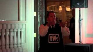 Howard Finkel Announces The Greatest Wedding Intros Ever