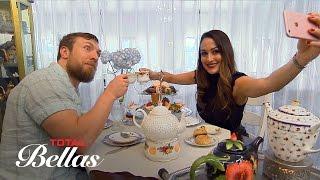 Nikki takes Bryan to high tea: Total Bellas, Oct. 19, 2016