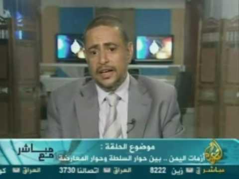 مباشر مع صخر أحمد الوجيه..أزمات اليمن والحوار