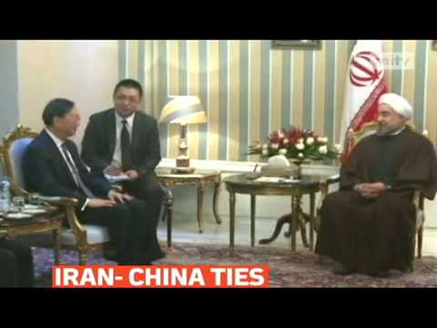 mitv - Iran- China Bilateral Ties