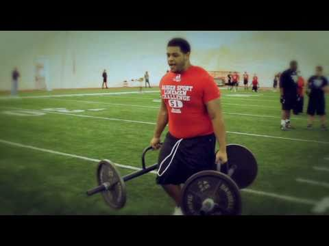 BadgerSport Elite Lineman Challenge at Rutgers