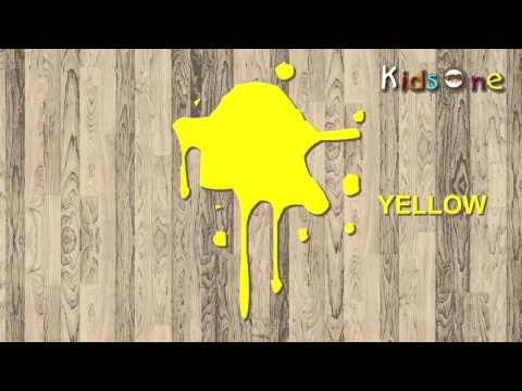 Colors - Nursery Rhymes - English Animated Rhymes