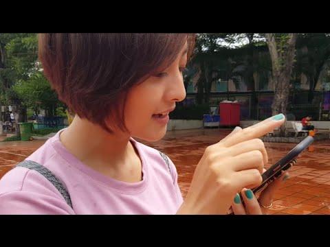 Viettablet| Trải nghiệm thực tế Pokemon Go - Chuyến đi săn thú vị cùng hot girl Thảo Vy