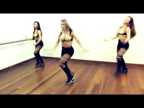 Coreografia Oh Delicia - Coreógrafa Carla Viviane