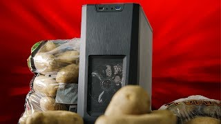 We Built the CHEAPEST PC on Newegg