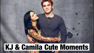 Kj Apa & Camila Mendes | Cute Moments