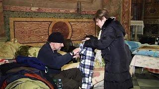 ماكدونالد يوافق على توزيع وجبات مجانية على المشردين في روما |