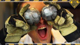 Casting Aluminium PokeBalls