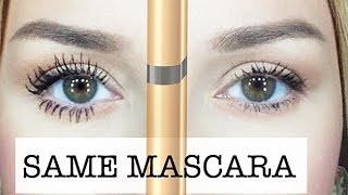 Same MASCARA - Different Application