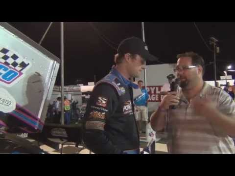 Port Royal Speedway PA Speedweek Victory Lane 7-05-14
