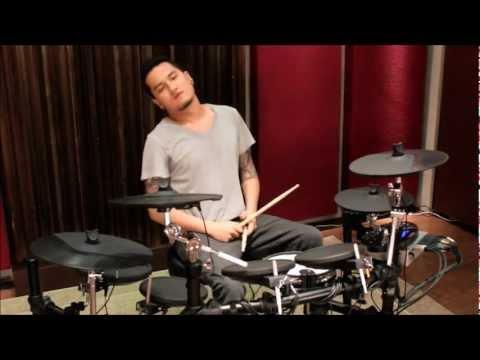 Bateria Eletrônica Medeli DD508DX sound check drum set