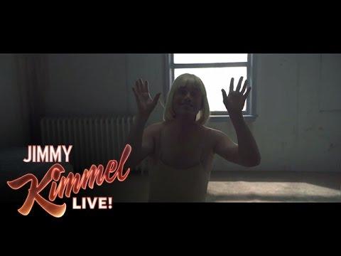 Jimmy Kimmel & Guillermo Learn Sia's
