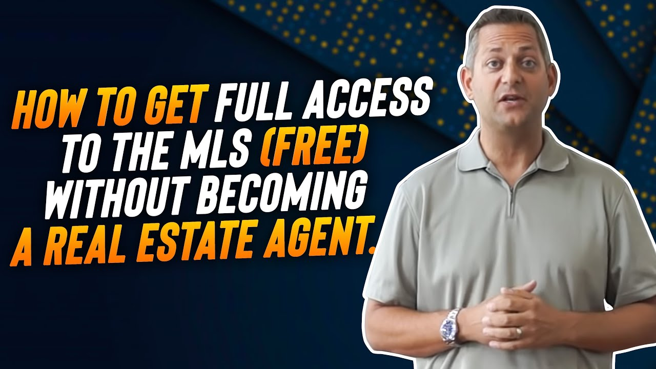 How to Get MLS Access Without a License  REItips