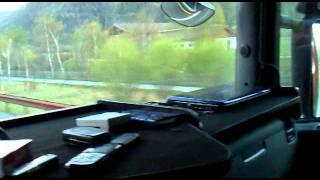 prima zi cu Scania noua view on youtube.com tube online.