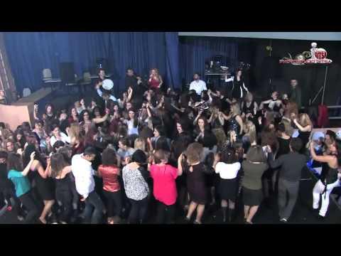 LUZIANA LIVE - KONCERT I ORGANIZUAR NGA AGRON KONDI & GJELOSH ZIFLA NE 8 MARS 2014