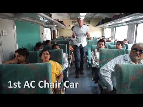 Train Travel in India - A Short Guide