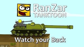 Tanktoon - chráň si chrbát