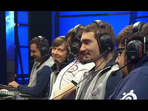 Recap, Funny Sounds and Highlights of S4 EU LCS Summer split 2014 Super Week 11 Day 2!