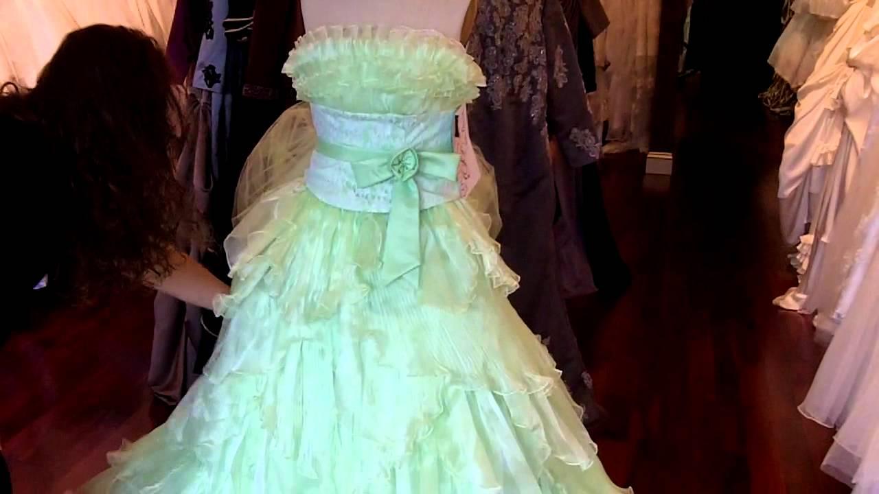 Youtube wedding dress dance cover