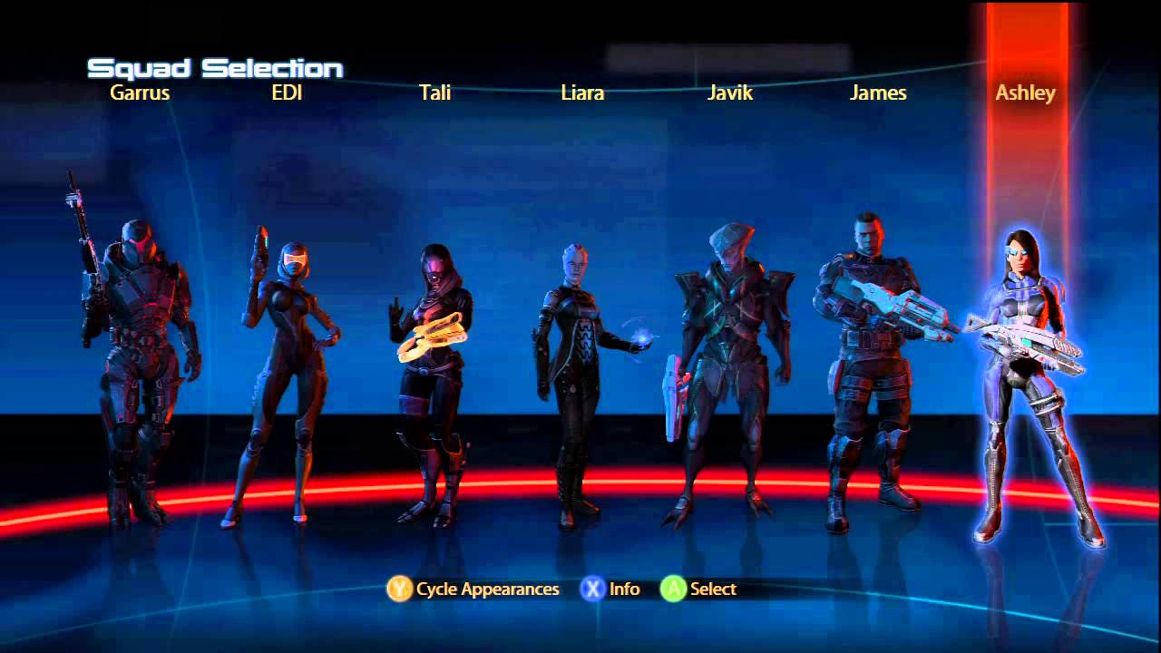 Mass effect 2 alternate appearance pack 2 download ...