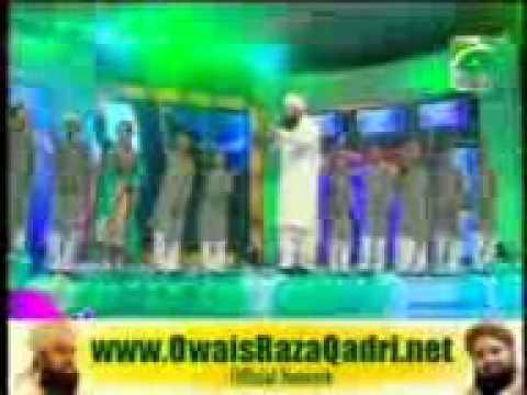 MILI NAGMA Jeevay Jeevay Pakistan by Owais Raza Qadri  14 August 2011