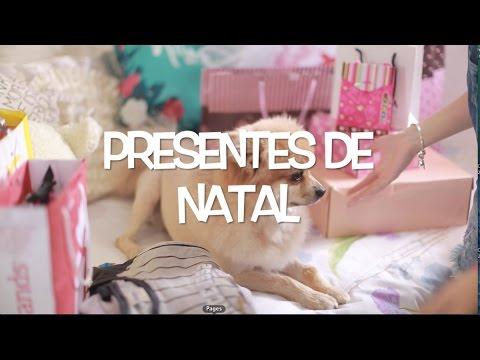 PRESENTES DE NATAL !