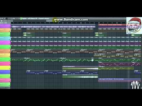 Anh nhớ em remix Tuấn Hưng fl studio project