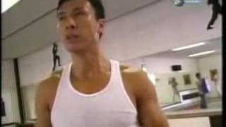 Donnie Yen Kung Fu Fighters
