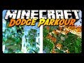 Minecraft: DODGE PARKOUR! (Downloadable Map)