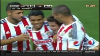 Chivas Guadalajara Vs Coras De Tepic 3-1 Jornada 1