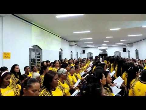 Milagre na festa - Eliã Oliveira e Grande Coral - 2º Encontro de Mulheres AD Trindade