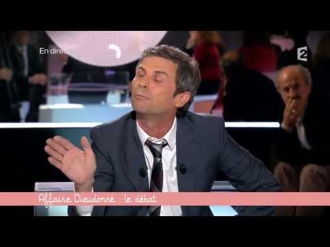 Emilie Frèche interpelle Frédéric Taddeï dans son choix d'inviter Marc Édouard Nabe