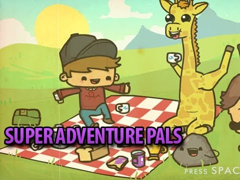 """BACKPACK GIRAFFE"" Super Adventure Pals - FLASH FRIDAY"