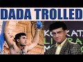 ICC Champions trophy: Saurav Ganguly trolled over taking o..