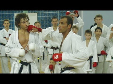 Christophe Pinna_kumite training_part1