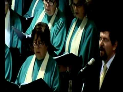 Coral Evangélico de São Paulo e Haroldo Vasconcelos - Santo, Santo, Santo !