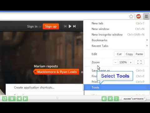How to download Grooveshark music mp3 free with Grooveshark Downloader
