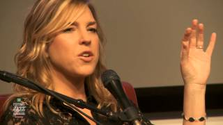 Diana Krall (2014-06-29) - Press conference