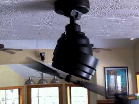 Harbor Breeze Townsend Ceiling Fan Youtube