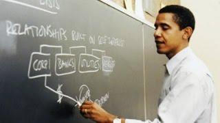 Barack Obama làm gì trước khi trở thành tổng thống Mỹ?