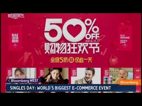 Singles Day: China's Answer to Cyber Monday